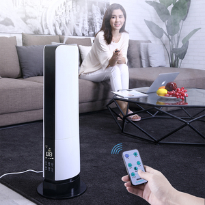 2019 Innovative 6L Large Volume Ultrasonic Cool Mist ionizer filter air humidifier malaysia