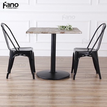 Exceptionnel French Industrial Furniture Vintage Industrial Coffee Table Wood Metal  Coffee Table