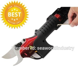 Tools for grafting garden electric pruning shear scissor