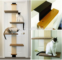 Resonable China wholesale 2016 new Pet Toys Scratching Cat tree house