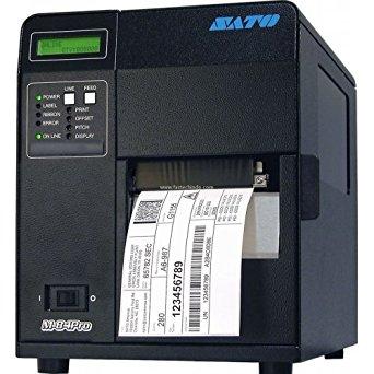 "Sato WM8420011 Series M84PRO Industrial Thermal Printer, 203 dpi Resolution, 10 ips Print Speed, Parallel Interface, DT/TT, 4.1"""