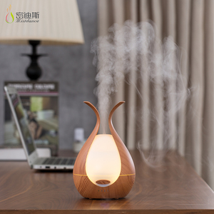 Small home use tabletop diffuser di aromi humidifier for aromatherapy oil