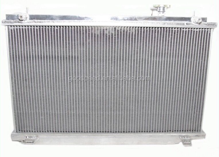 All Aluminum Auto Racing Radiator for 03-05 G35 2/4DR AT