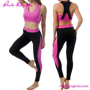 7e7640af833f9 Servicios Personalizados ropa deportiva ropa de ejercicio mujeres gimnasio  sin costura leggings
