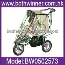 AS038 mother and baby bike stroller rain cover