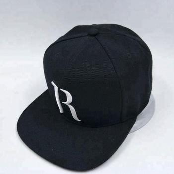 3d Thêu Đơn Giản Letter Acrylic Snapback Hats Mũ - Buy Cổ Điển Phông ... cc46ada8934