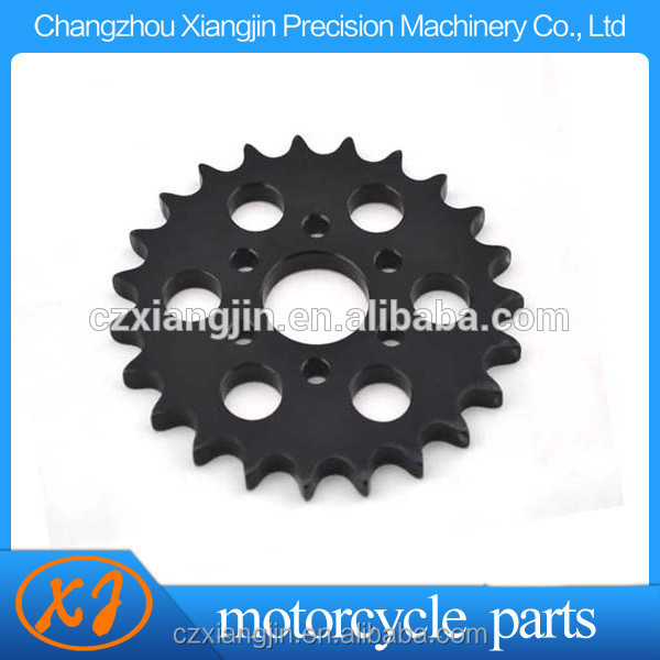 Fit to 420 428 520 chain blank sprocket made in China