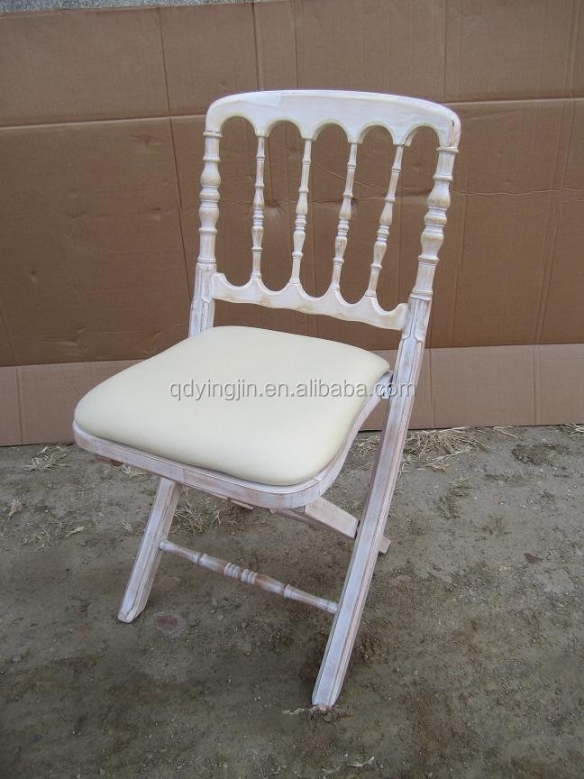 Beautiful Morden Folding Chateau Chairs