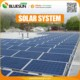 Bluesun 1mw total ground solar system panels 250kw 300kw 800kw