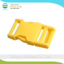 Life jacket safety plastic side quick release buckle for 25mm webbing