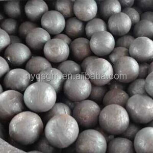 60mm forged steel grinding balls