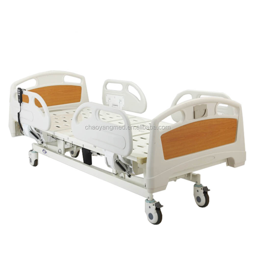 CY-B204 Electric power full automatic metal hospital care used medical bed rental