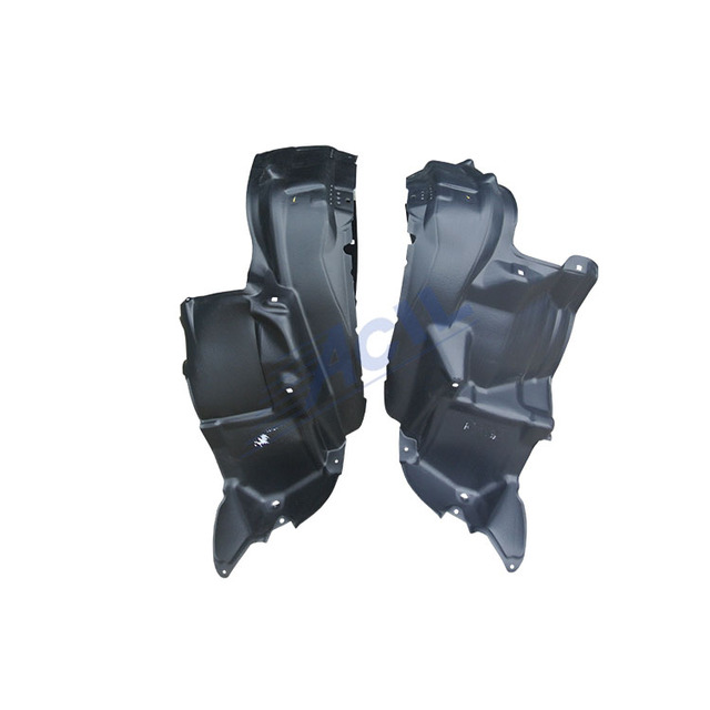 53876-0C020 53875-0C020 car accessories body parts front plastic inner fenders for TUNDRA SEQUOIA 03-06 duster fender flare