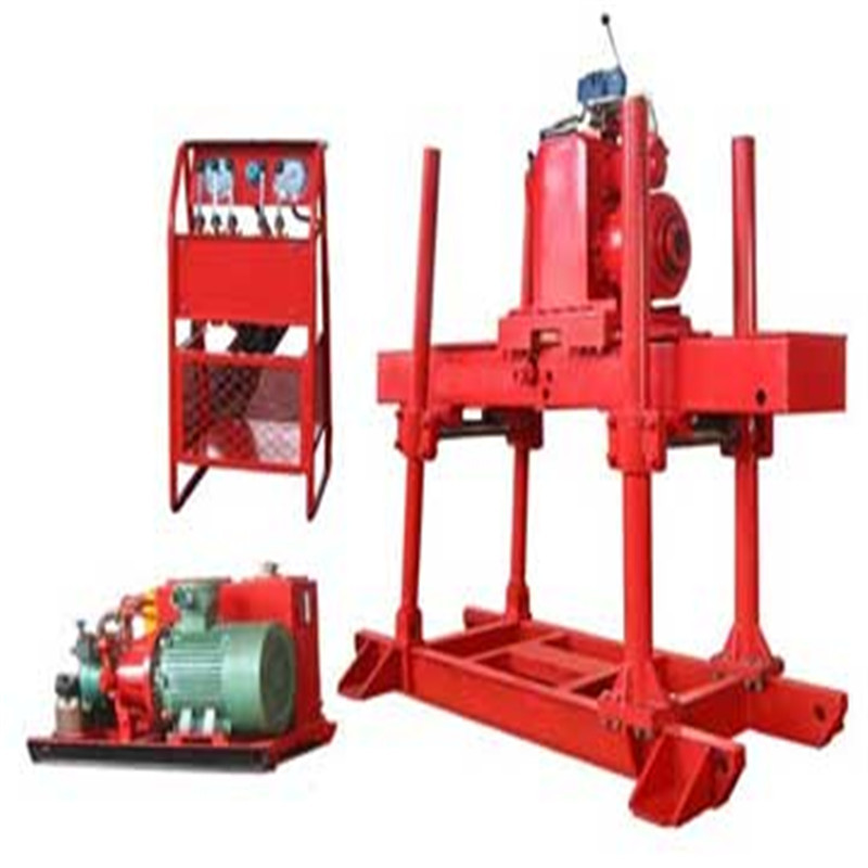 ZDY 800 Hydraulic tunnel drilling rig for mining and Tunnel construction