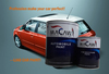 Macaw Series 1K Solid Color Automotive Coatings