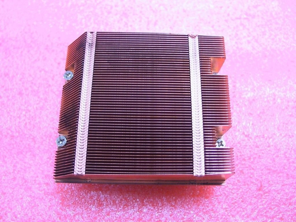 Supermicro SNK-P0017 1U Low profile Copper Heatsink Socket LGA771