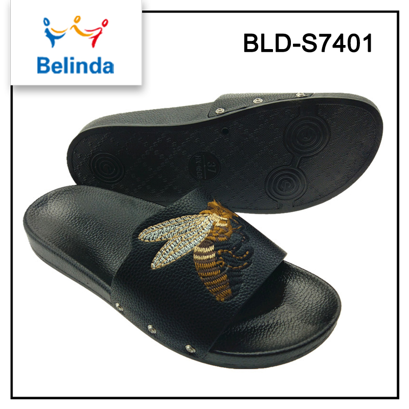 jieyang factory new design shoes wholesale hotel <strong>slippers</strong>