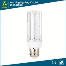 Zhongshan Top 10 15w 36w 54w 70w 120w dlc approved led corn light 60w high lumen high power 30w led