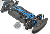 1:10 electric rc car chassis hsp 94123