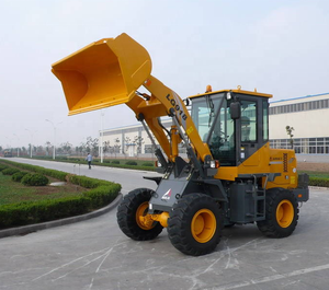 LG918 Factory direct cheap 2tons wheel loader