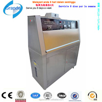 Trade Assurance leather uv aging testing machine