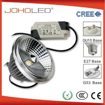 High Quality Qc Passed Cob Ar111 Led Light