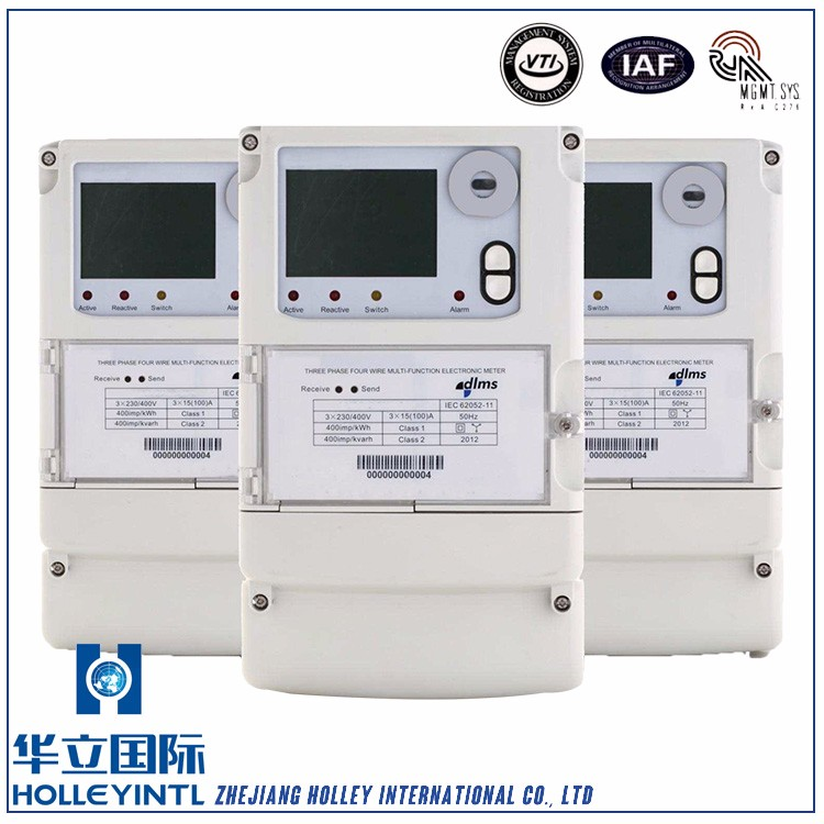 Load Control High Quality Sts Prepaid Energy Meter