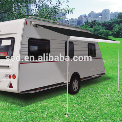 High quality Outdoor Aluminum Full cassette RV awnings