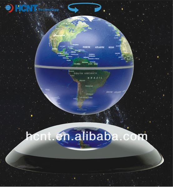 New Invention ! Magnetic Levitation Globe for Promotion Gift ! promotional dice gift keychain