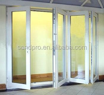 Hidden Mosquito Net Bifolding Door Australian Standard Aluminium Folding Door & Hidden Mosquito Net Bifolding Door Australian Standard Aluminium ... Pezcame.Com