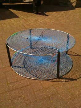 Folding Lobster Crab Trap Sale - Buy Crab Trap,Lobster Trap Product on Alibaba.com