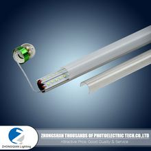 Advanced colored rotate 24w 4ft 130lm/w T8 120cm t8 led tube