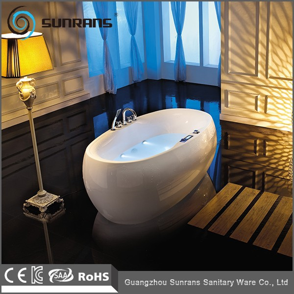 Factory Prices Small Round Natural Looking Like Stone Bath Tubs Buy Stone B