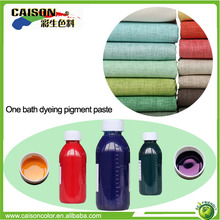 Vivid Color Concentrates for muslin fabric energy saving dyeing