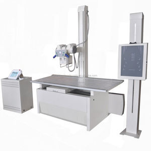 500mA High Frequency Medical X-ray machine with X ray Chest Stand