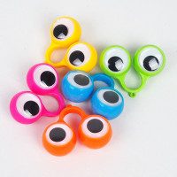 Party Item series Children gift soft eyes flashing rings/ Night Light finger Light /Novelty toy gifts