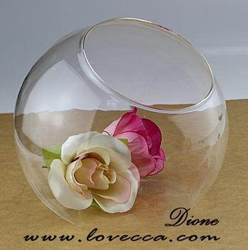 Hanging Glass Terrarium Clear Glass Terrarium Globe Glass Ball
