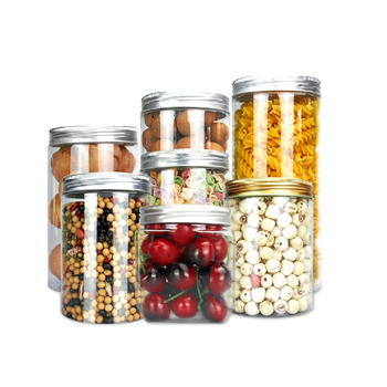Ibelong Whole 32oz 1 Kg 1000 Ml Larget Clear Pet Plastic Cookie Food Packaging Container Jar Manufacturer
