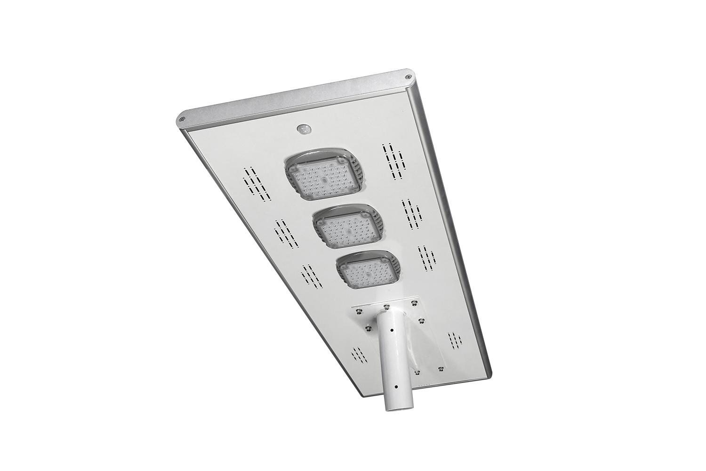 Shenzhen waterproof all in one integrated motion sensor solar energy lighting 100watt led solar street light