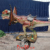 Dino36 amuseument theme park quality equipment dinosaur model