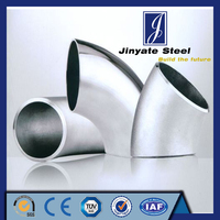 304 stainless steel 45 degree pipe elbow dimensions