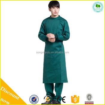 Cheap Doctor Hospital Gown Operation Theatre Gowns Wholesale - Buy ...
