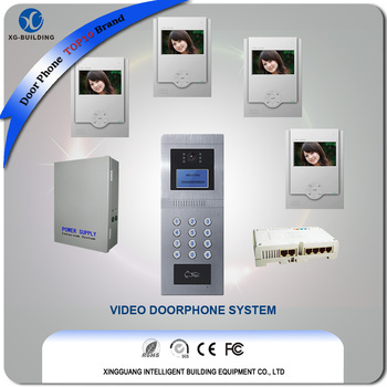 Intercom System With Cat5 Cable Wired - Buy Intercom System Wireless ...