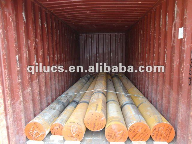 alloy steel bar with Q+T/Peeled/grinded 20CrNiMoA