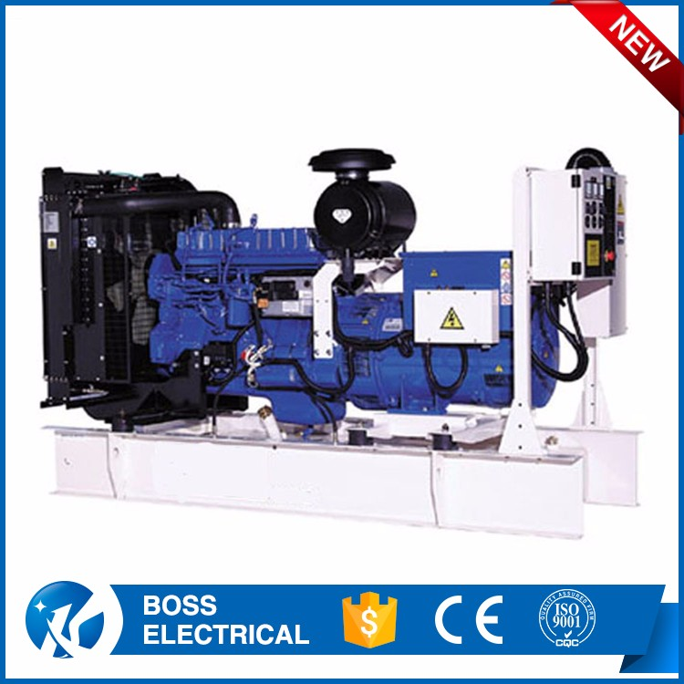Power Open Type Generator 365 Kva With brand engines