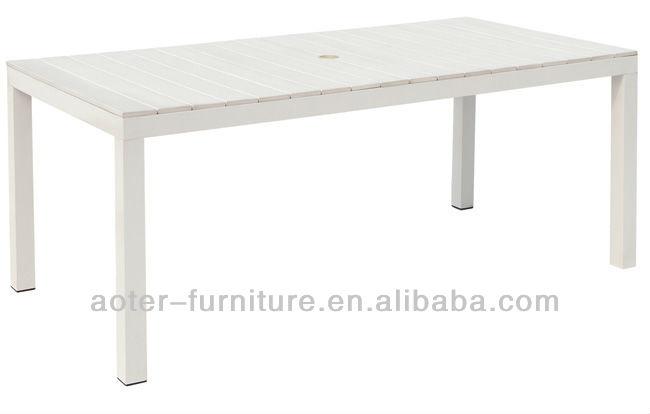 2016 New Modern White Plastic Outdoor Table - Buy White Plastic Outdoor  Table,Outdoor Table,Modern Outdoor Table Product on Alibaba.com - 2016 New Modern White Plastic Outdoor Table - Buy White Plastic