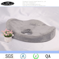 Memory Foam Orthopedic Seat Cushion Chair Non Slip Home Office Car Stadium Wheelchair Pain Relief Sciatica Low Back Tailbone