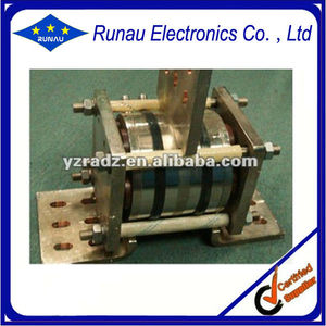 High Power High Current Liquid - Cooled Double Diodes Rectifier Assemblies