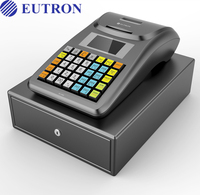 Automatic Supermarket Machine Electronic Cash Register With Cash Drawer ECR100