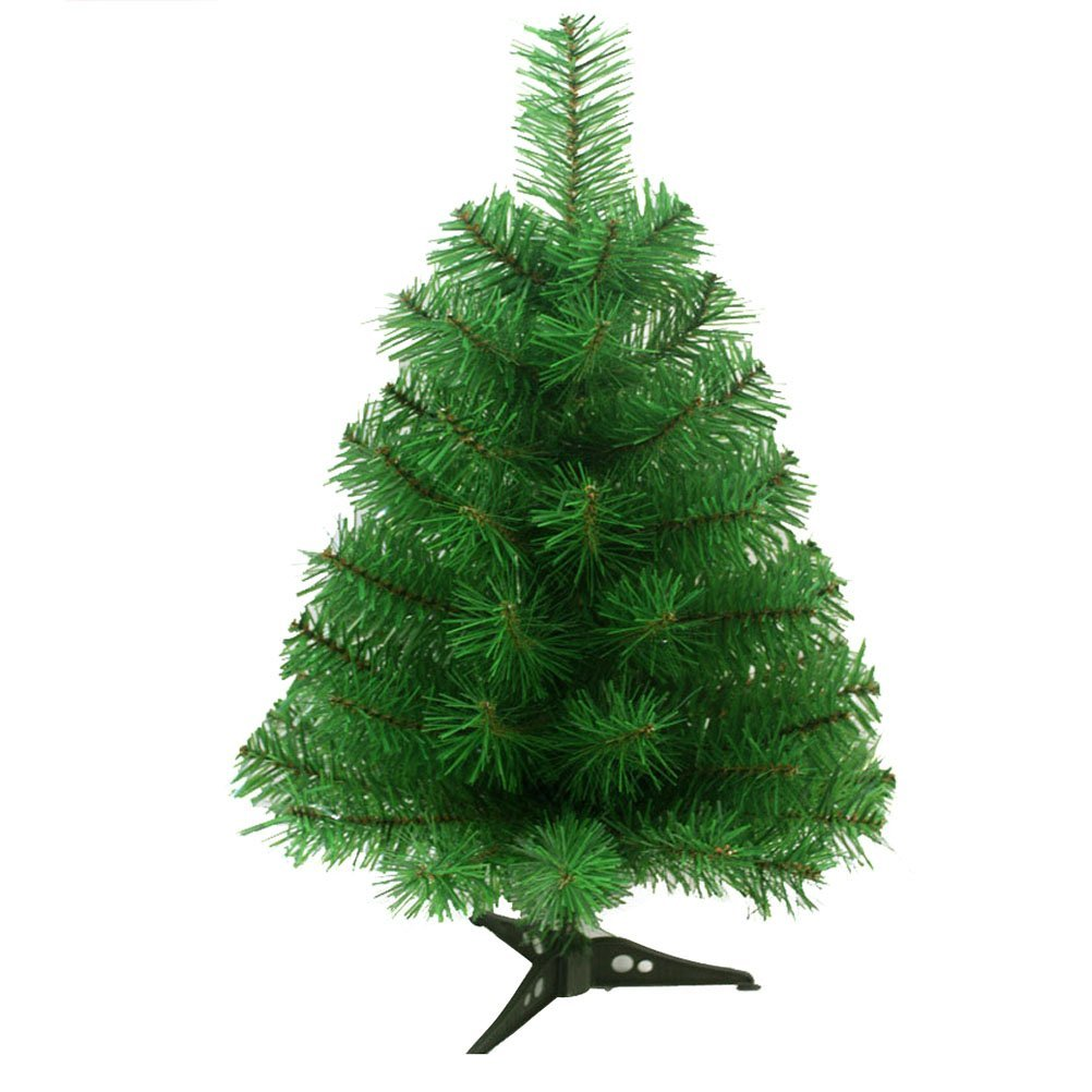 get quotations oulii 60cm artificial christmas tree with plastic stand holder base for christmas home party decortaion